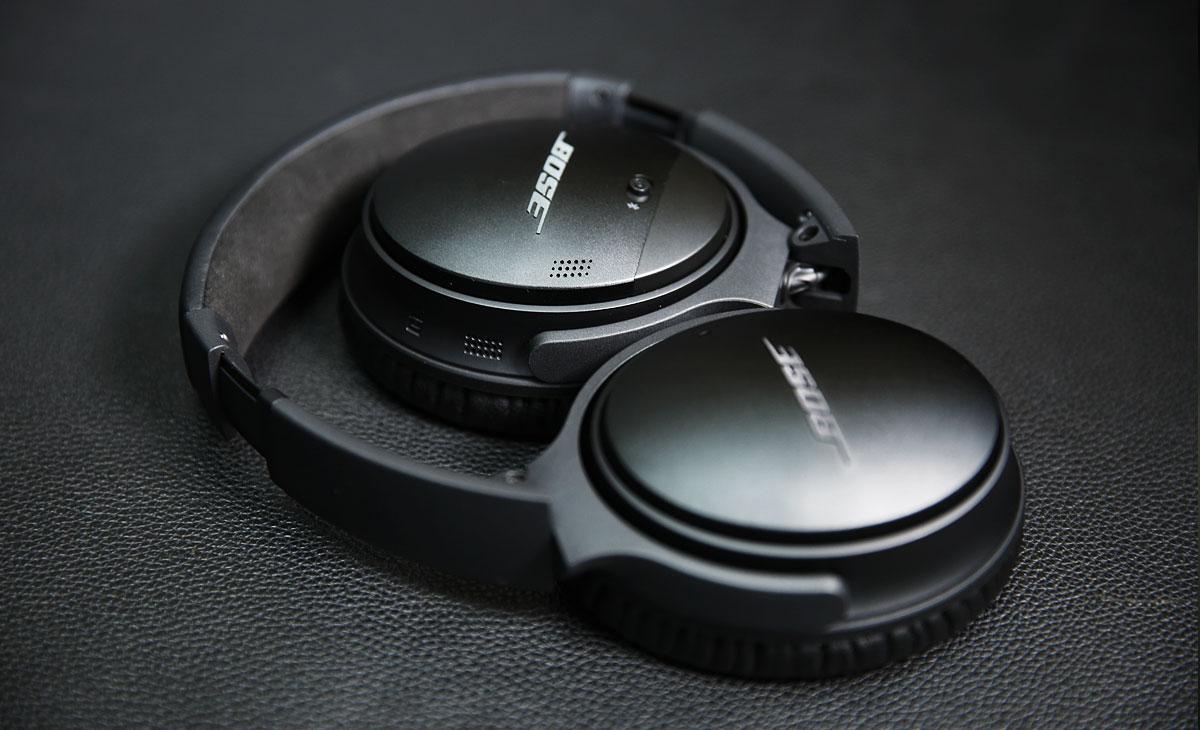 BOSE QC35降噪耳机
