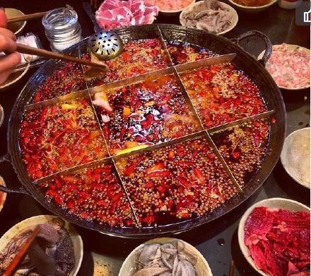 说说那些年我们一起吃的重庆火锅!