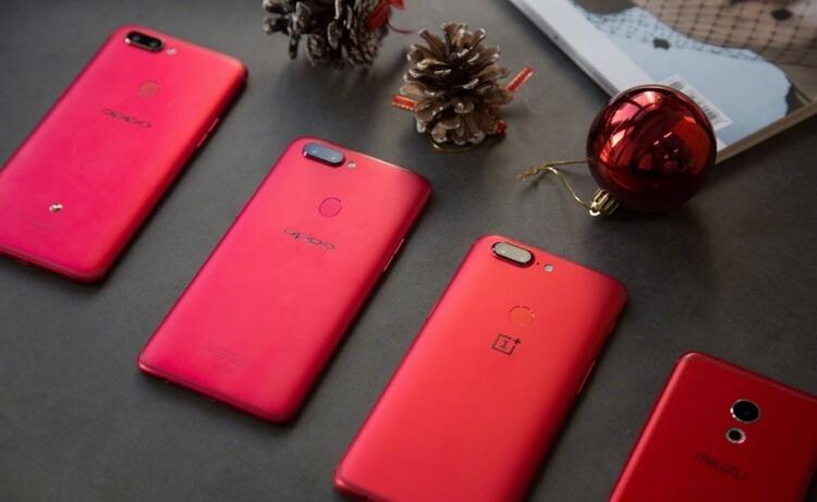 红色不只是口红,R11s比口红更吸引