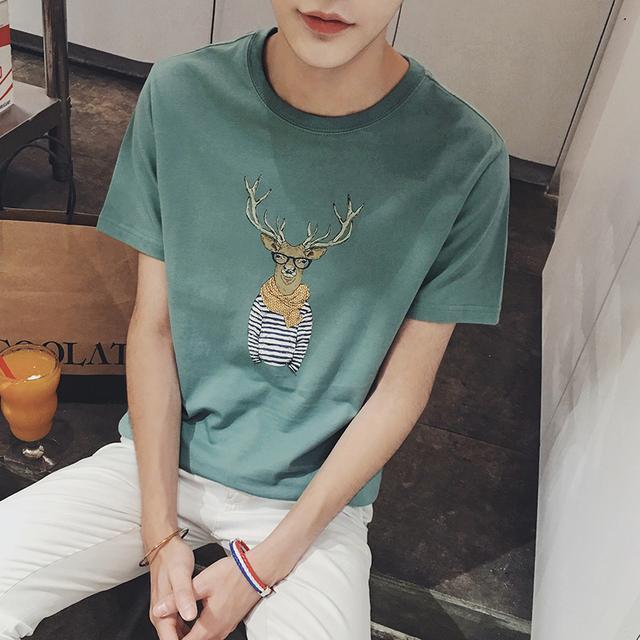 好看不贵的T恤,男生穿上舒适又帅气!尽显学院风范