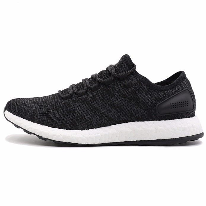Adidas阿迪达斯Ultra Boost爆米花透气减震运动跑步鞋
