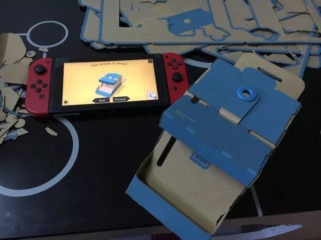 任天堂Switch游戏机怎么样?好不好?
